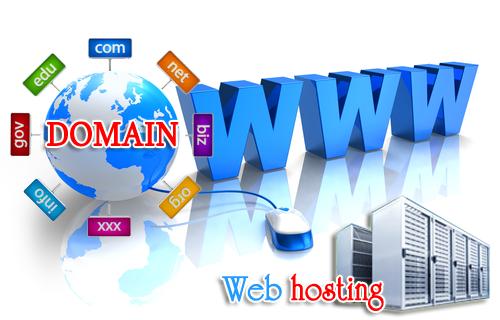 domain name hosting and registration